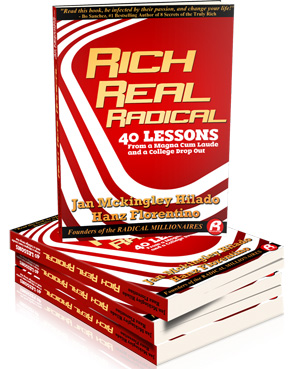 Rich Real Radical free book