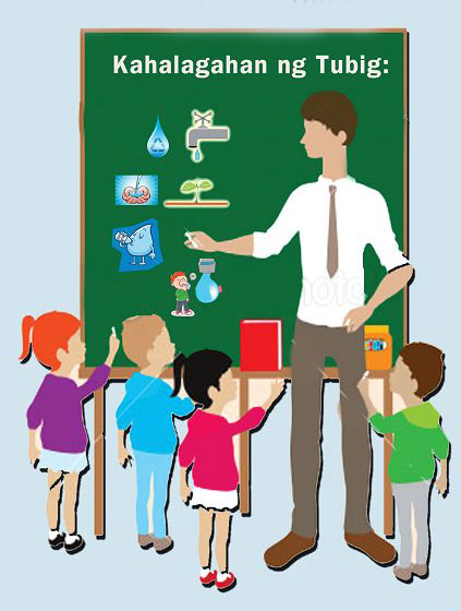 Teach students to conserve water