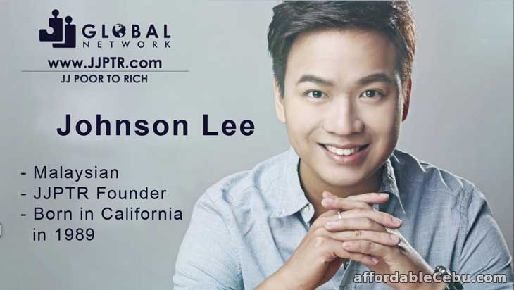 Johnson Lee - JJPTR founder