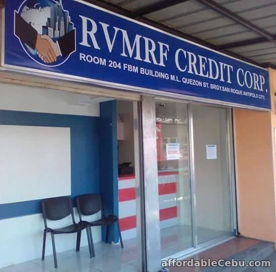 JJPTR Philippines Office - RVMRF CREDIT CORPORATION