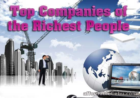 Top Companies of the World's Riches People