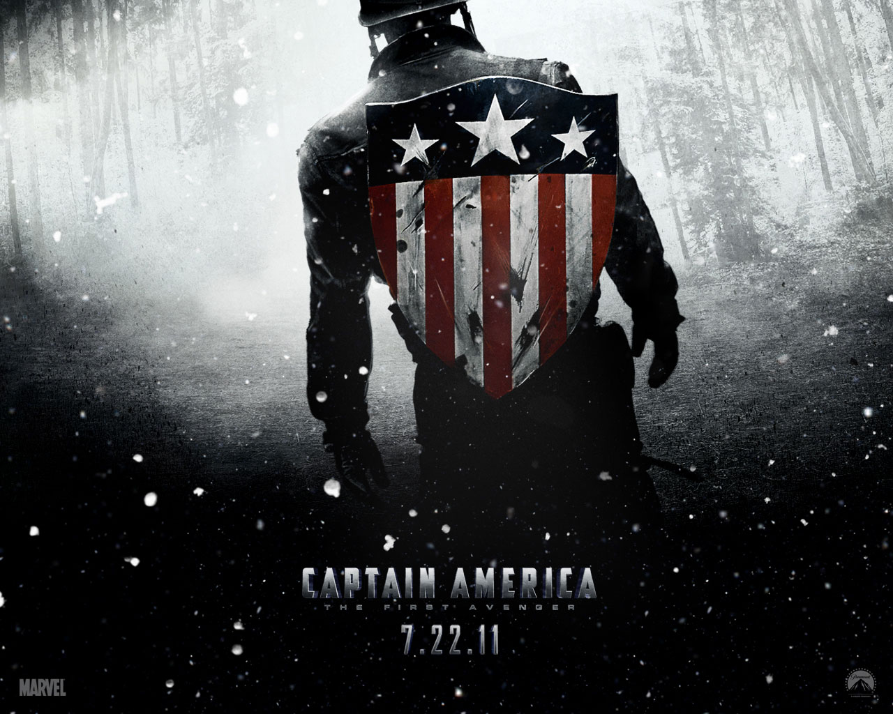 Captain america the first avenger high quality hd - Captain america screensaver download ...