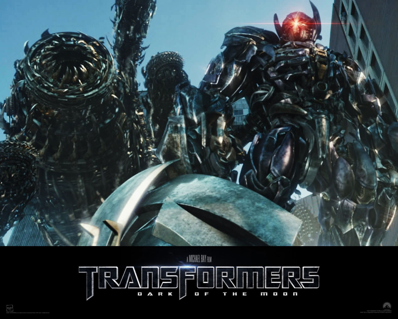 Transformers Dark of the Moon wallpaper