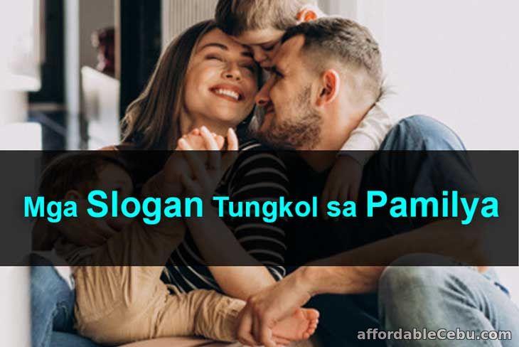 Mga Slogan tungkol sa Pamilya