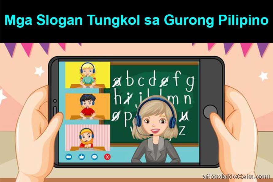 Mga Slogan Tungkol sa Gurong Pilipino
