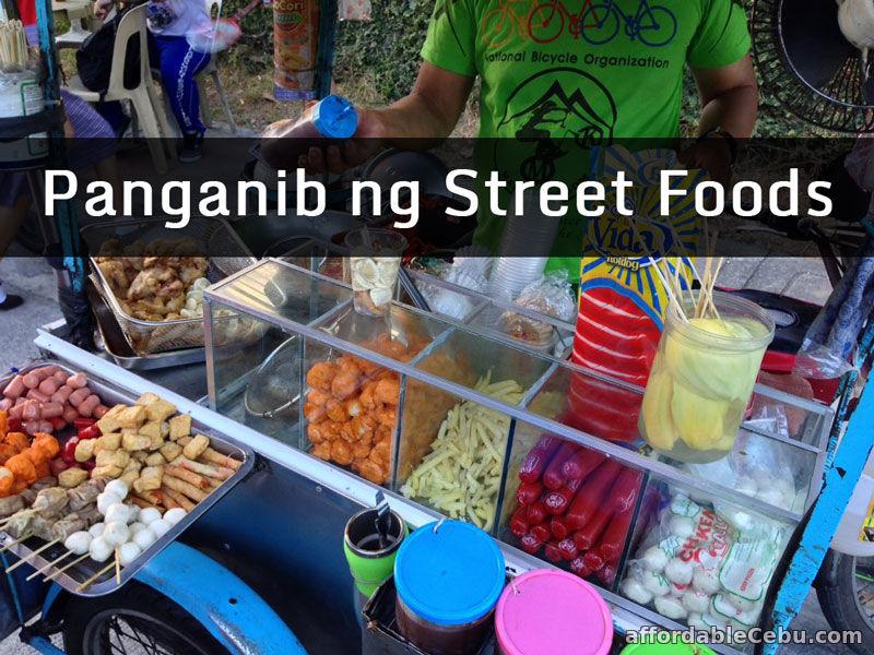 sanaysay street foods