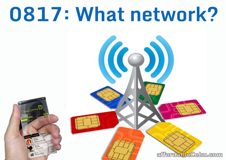 0817 what network