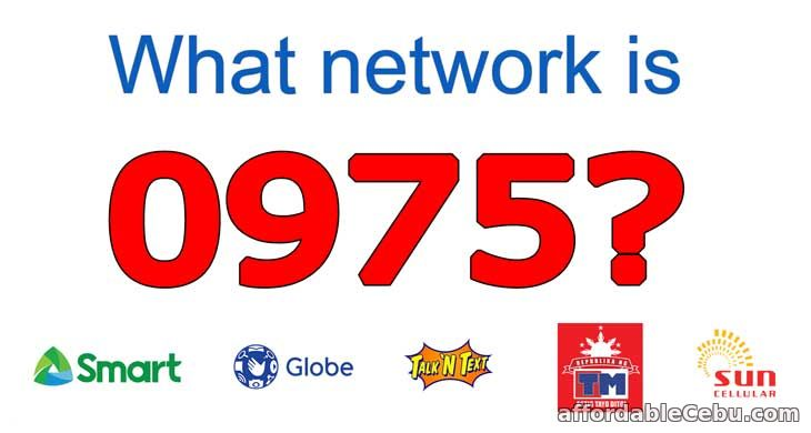 0975 What network?