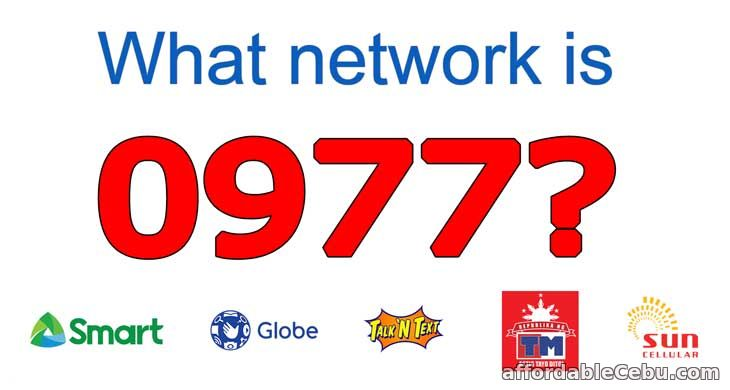 0977 what network? Globe or Smart?