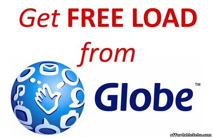 Free Cellphone Load from Globe