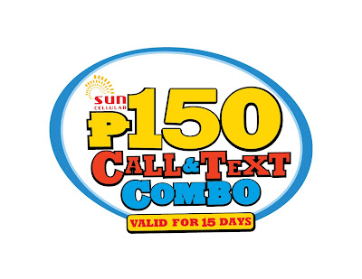 Sun Cellular Call and Text Combo 150