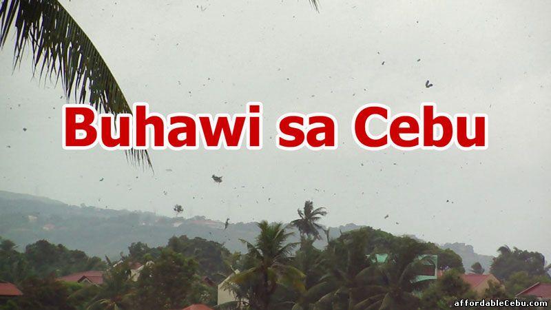 Buhawi sa Cebu