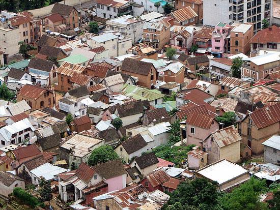 Houses in Antananarivo