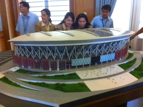 Philippine Arena - World's Largest Dome Arena