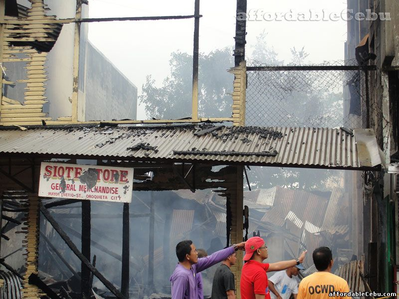 Fire in Oroquieta City 31
