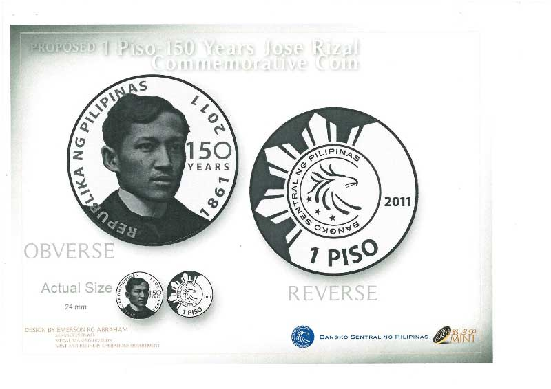 New One 1 Peso Coin