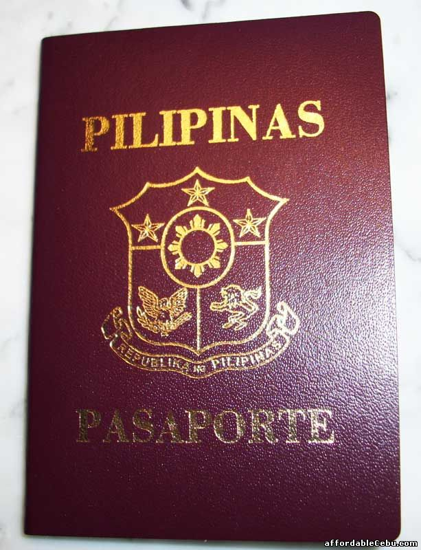 Passport in Philippines