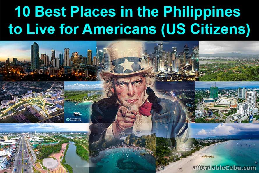 10 Best Places to Live in the Philippines for Americans (US Citizens)