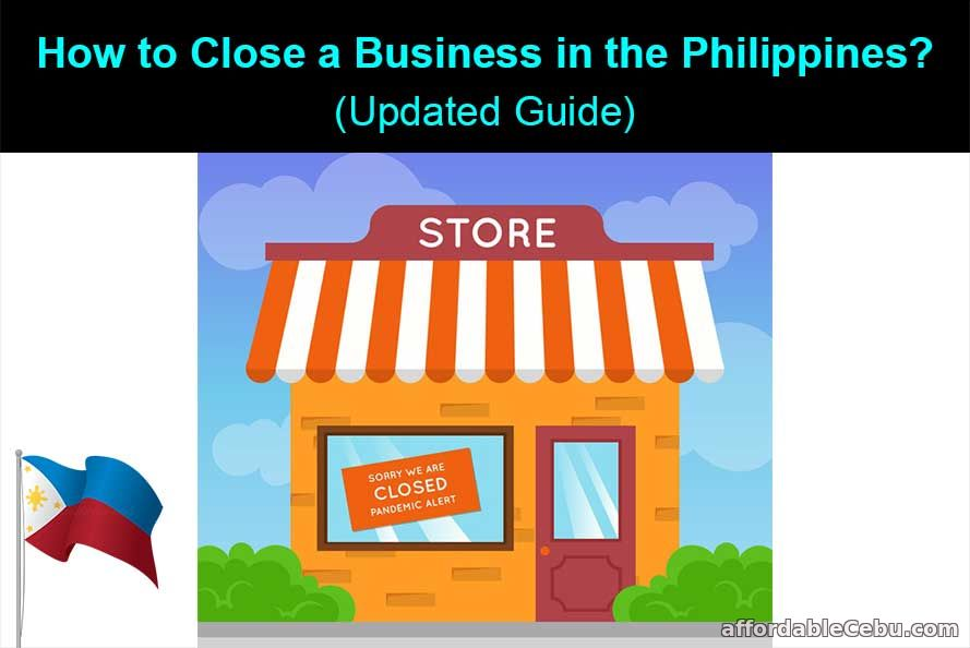 How to Close Business in Philippines