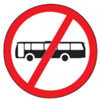 No Bus Allowed