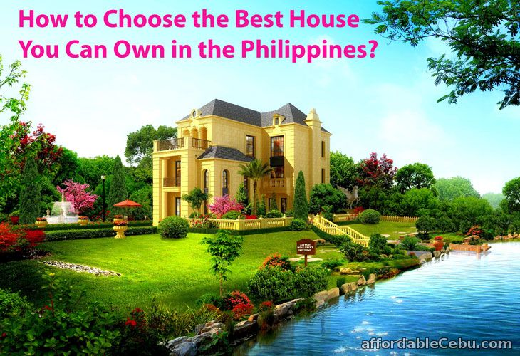 Beautiful House in Philippines