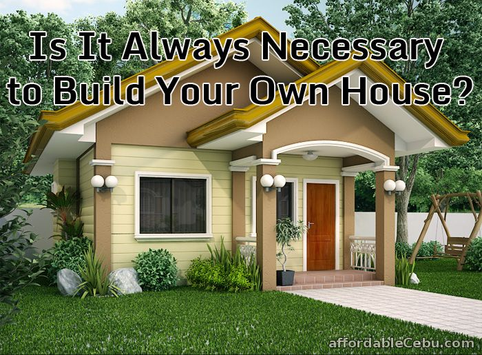 Build Own House
