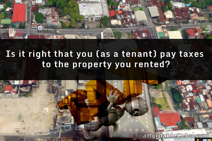 Tenant Pays Landlord's Real Property Taxes
