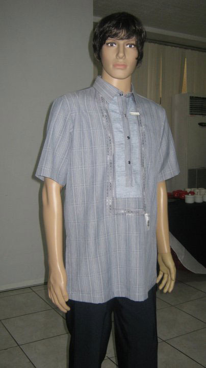 DepEd Male Uniform