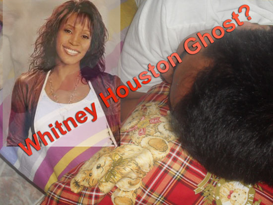 Whitney Houston Ghost