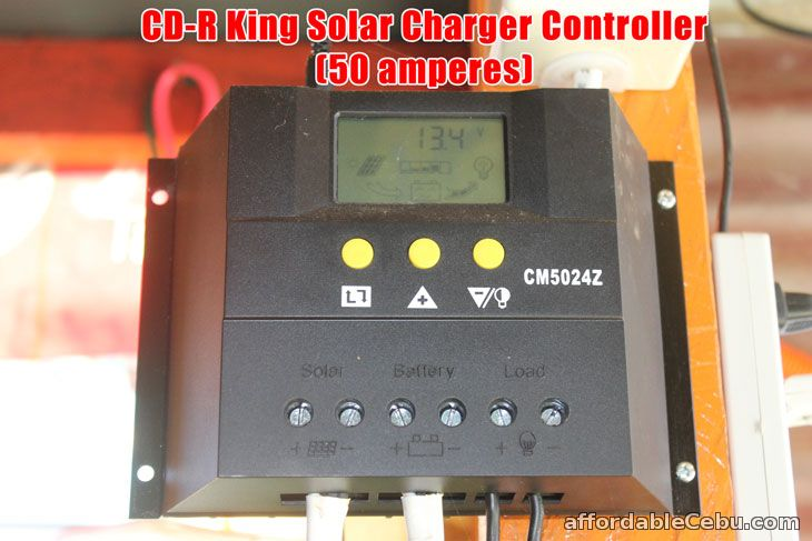 CD-R King Best Solar Charger Controller