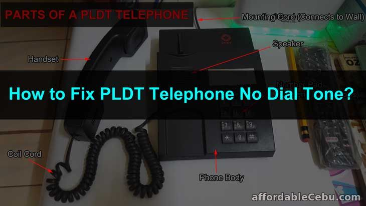 How to Fix PLDT Telephone No Dial Tone?