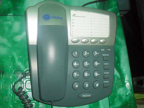 Globe Wireless Landline