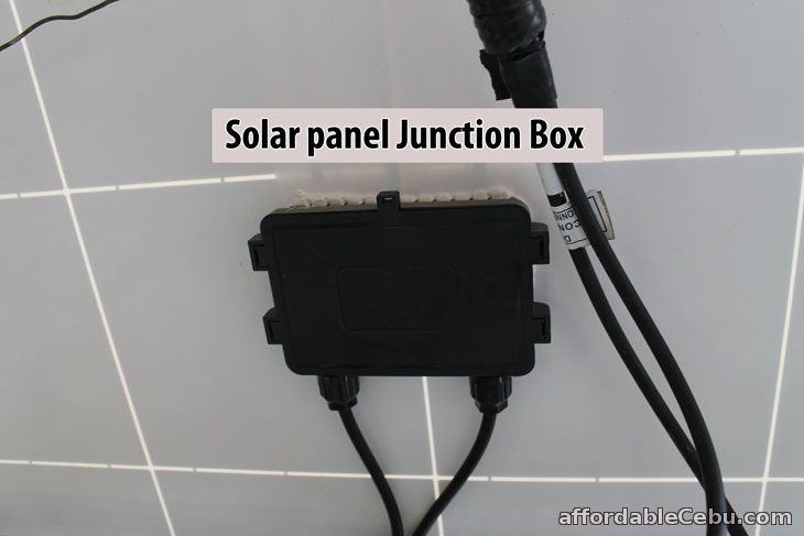 Solar Panel Junction Box