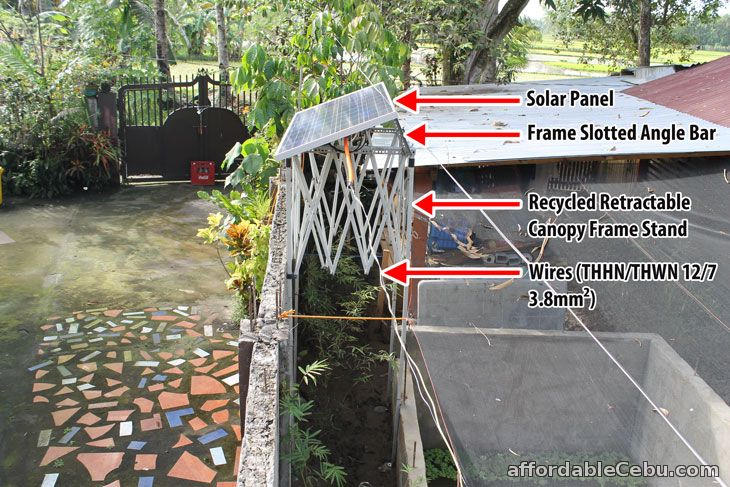 Solar Panel Set-up Philippines 2
