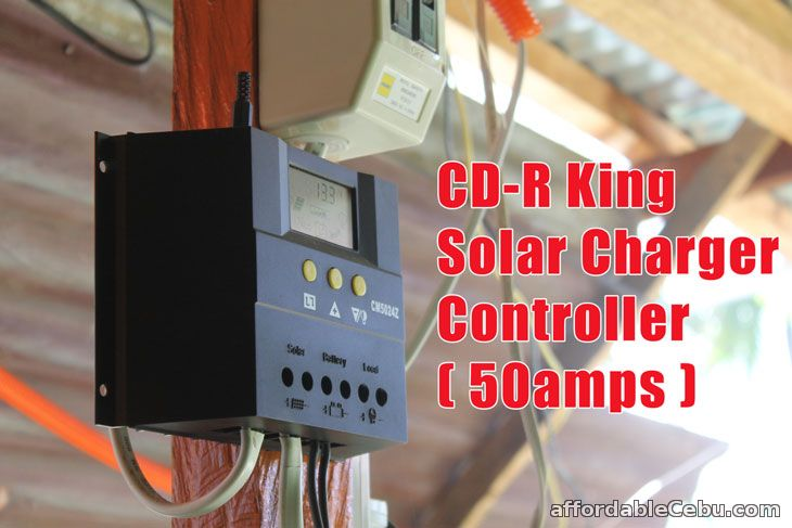 CDR King Solar Charger Controller