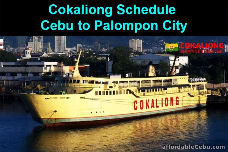 Cokaliong-Schedule-Cebu-to-Palompon