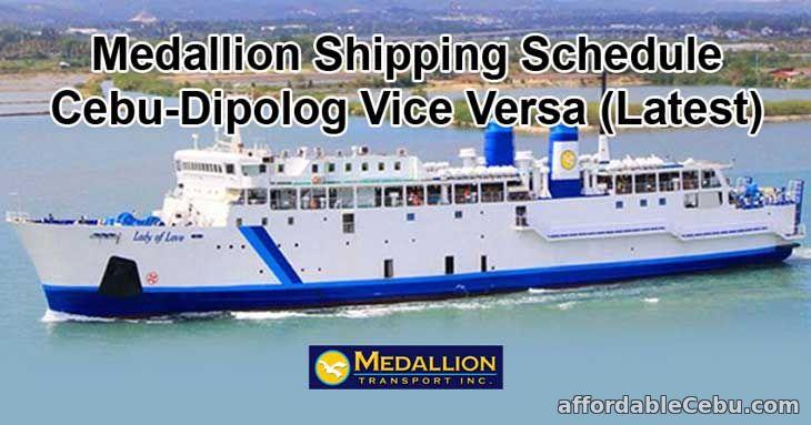 Medallion Shipping Schedule Cebu-Dipolog Vice Versa (Latest)