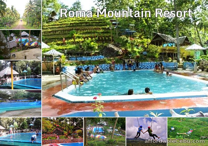 Roma Mountain Resort Swimming Pool