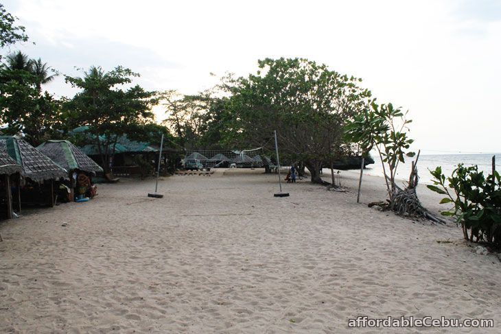 Sunrise Beach Resort Volleyball Court