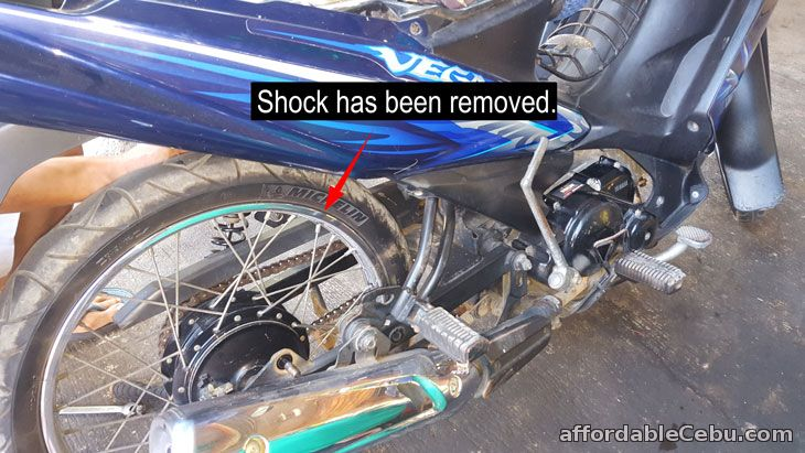 How to Replace Motorcycle Rear Shock/Suspension in the